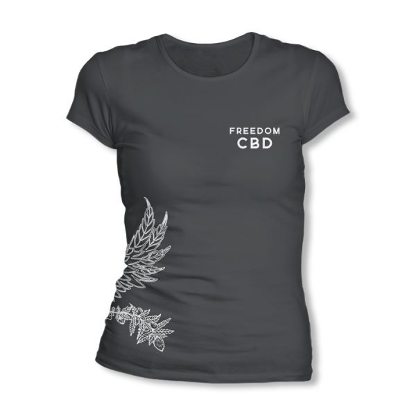 Freedom CBD Women's T-Shirt Front