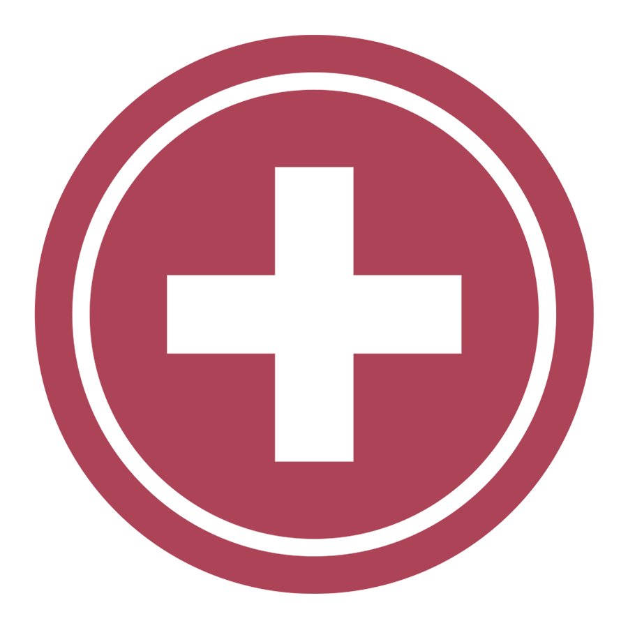 first aid cross icon